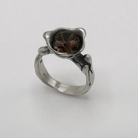 Silver Ring | M5162 - Artizen Jewelry