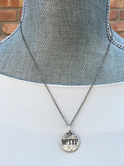 Silver Necklace | MS2551 - Artizen Jewelry