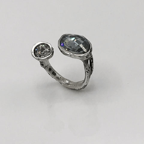Silver Ring | M5346 - Artizen Jewelry