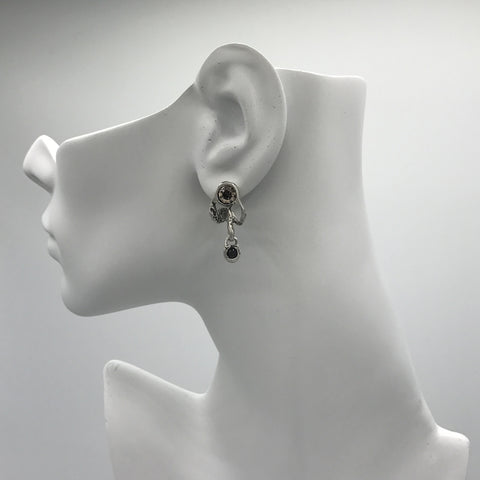 Silver Earrings | M4351 - Artizen Jewelry