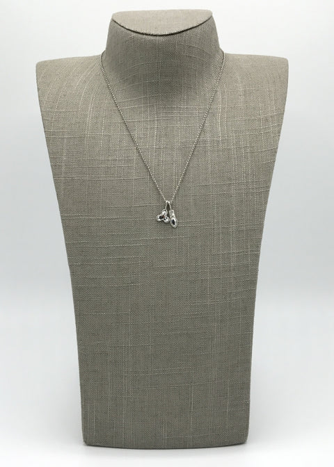 Silver Necklace | M2502 - Artizen Jewelry