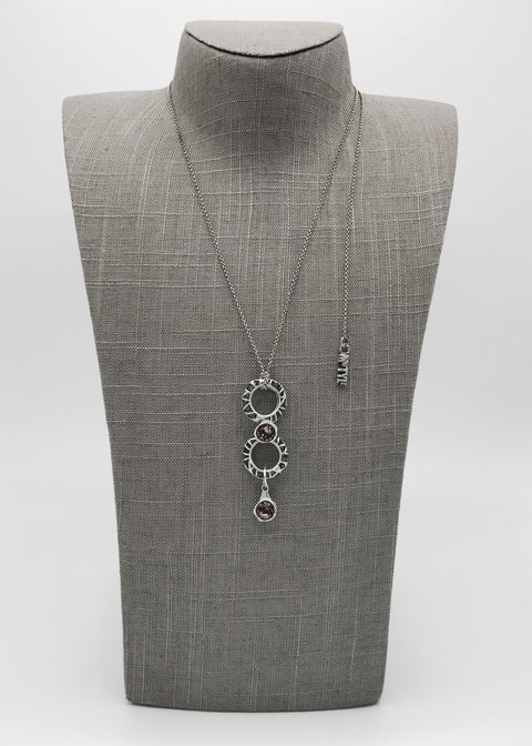 Silver Necklace | M2128 - Artizen Jewelry