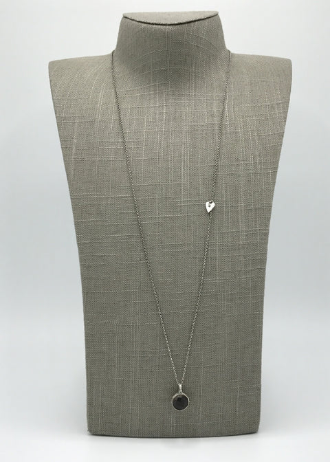 Silver Necklace | M2486 - Artizen Jewelry