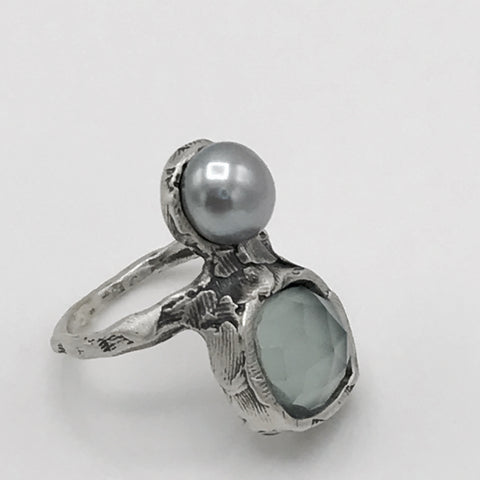 Silver Ring | M5415 - Artizen Jewelry