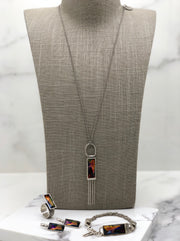Silver Necklace | M2467 - Artizen Jewelry