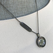 SIlver Necklace | MRA2534 - Artizen Jewelry