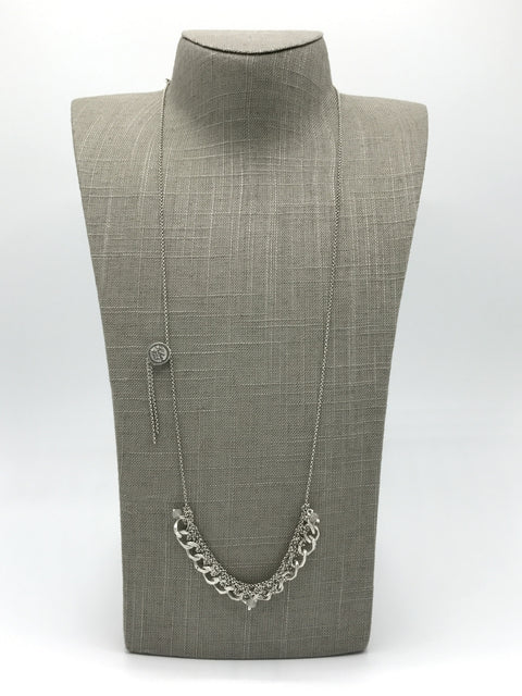 Silver Necklace | M2288 - Artizen Jewelry