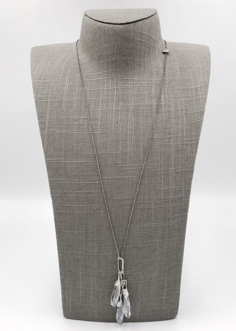 Silver Necklace | M2359 - Artizen Jewelry
