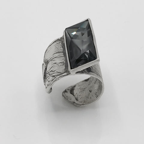 Silver Ring | M5445 - Artizen Jewelry