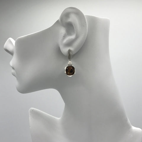 Silver Earrings | M4162 - Artizen Jewelry
