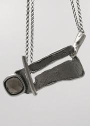 Silver Necklace | M2429 - Artizen Jewelry