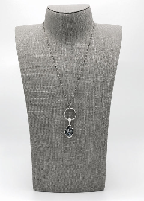 Silver Necklace | M2121 - Artizen Jewelry