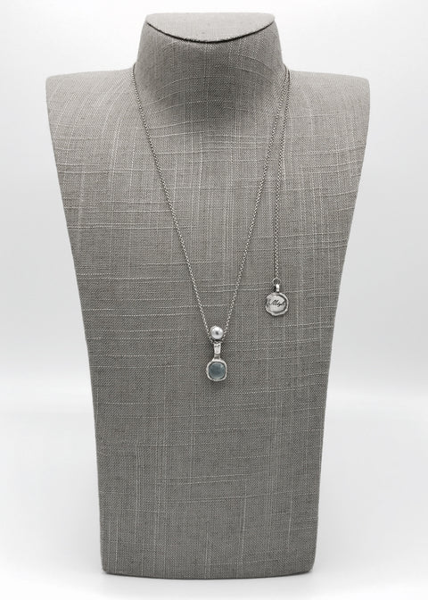 Silver Necklace | M2415 - Artizen Jewelry