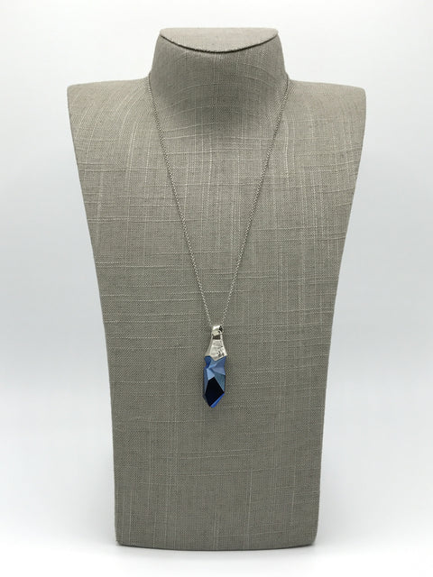 Silver Necklace | M2460 - Artizen Jewelry
