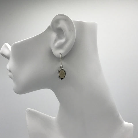 Silver Earrings | M4409 - Artizen Jewelry