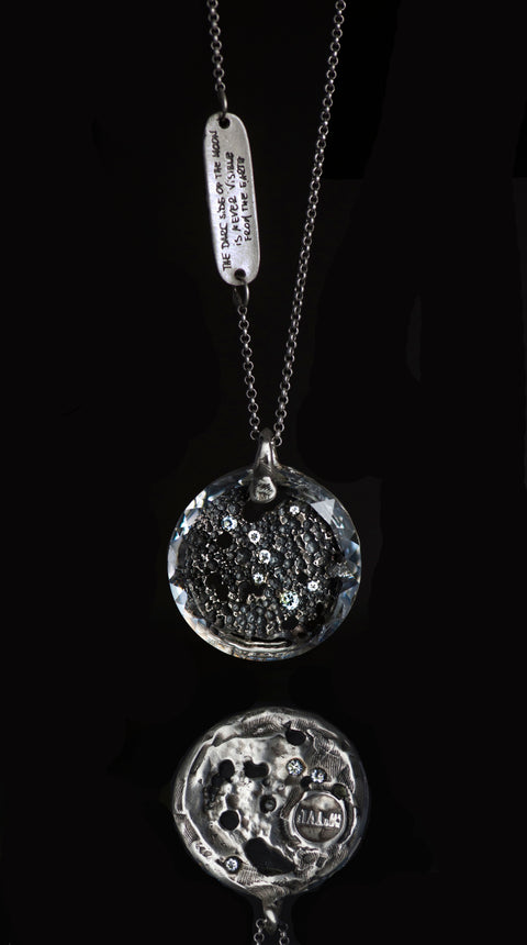 Silver Necklace | MS2534 - Artizen Jewelry