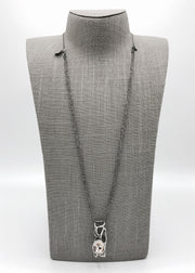 Silver Necklace | M2263 - Artizen Jewelry