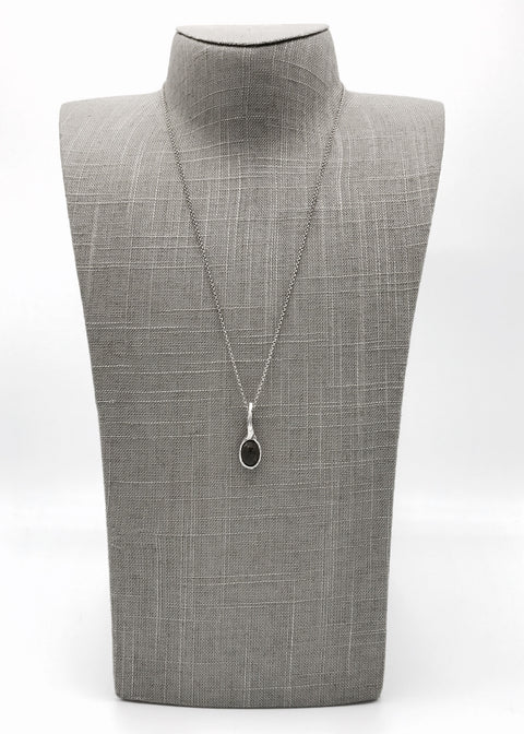 Silver Necklace | M2409 - Artizen Jewelry