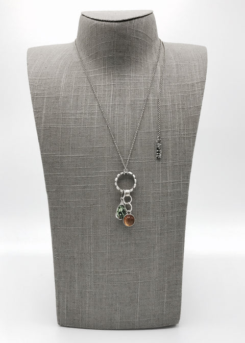 Silver Necklace | M2141 - Artizen Jewelry