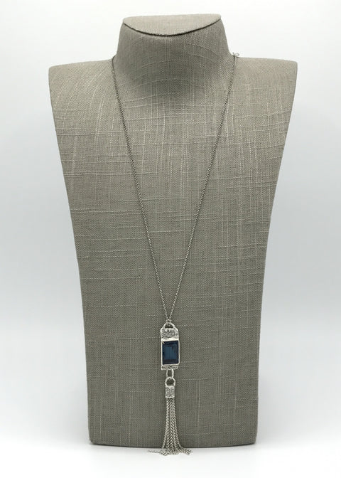 Silver Necklace | M2470 - Artizen Jewelry