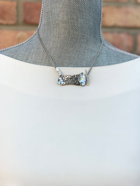 Silver Necklace | MS2542 - Artizen Jewelry