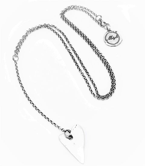 Silver Necklace | M2088 - Artizen Jewelry