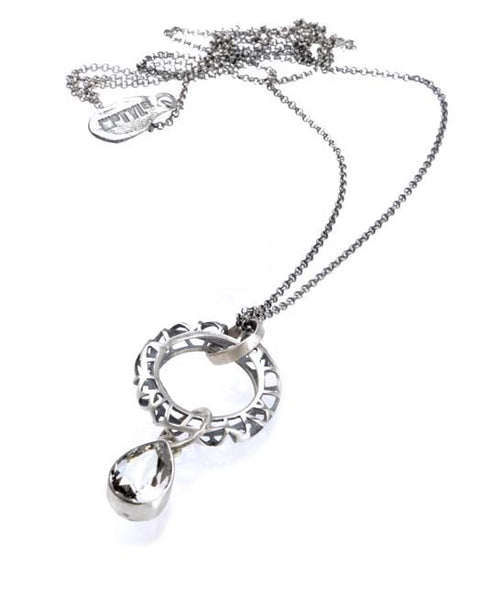 Silver Necklace | M2129 - Artizen Jewelry