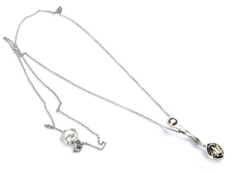 Silver Necklace | M2345 - Artizen Jewelry