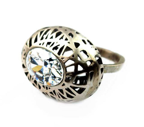 Silver Ring | M5126 - Artizen Jewelry