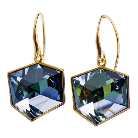 Gold Plated Earrings | MG4524 - Artizen Jewelry