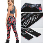 No Pain No Gain Ripped Fitness Pants - Free (Limited Time Offer)