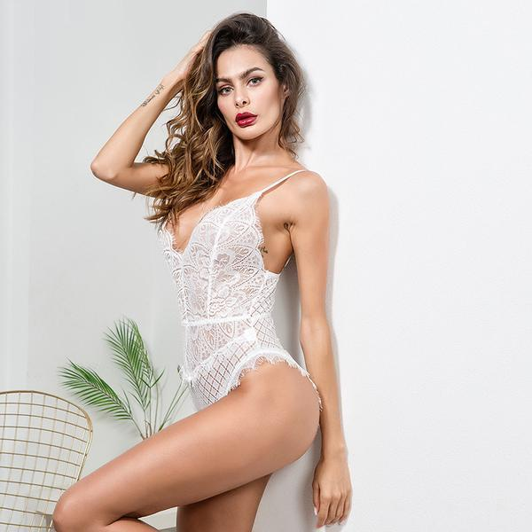 Helena Laced Bodysuit - FREE (Limited Time Offer)