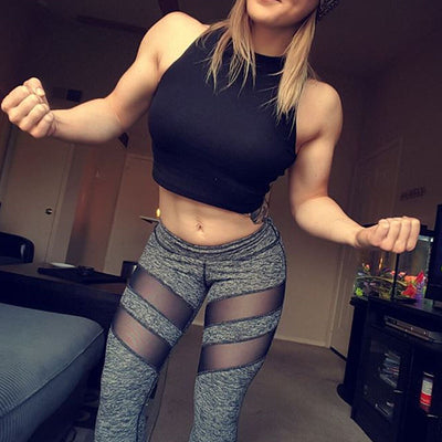 Get Stronger Feel Better Fitness Leggings - Free Shipping - 90% OFF Fire Sale