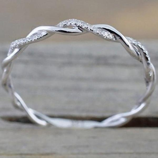Rings - Ramona Twined Ring (FREE, Limited Time Offer)
