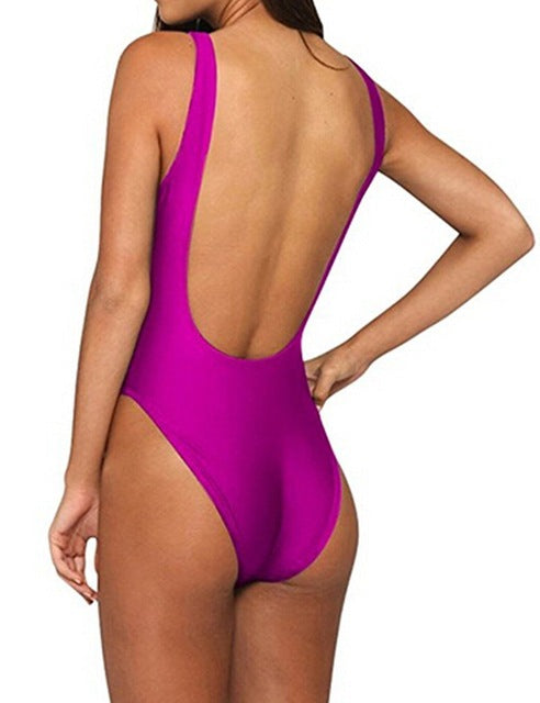 Bae High-Cut Swimsuit - FREE (Limited Time Offer)