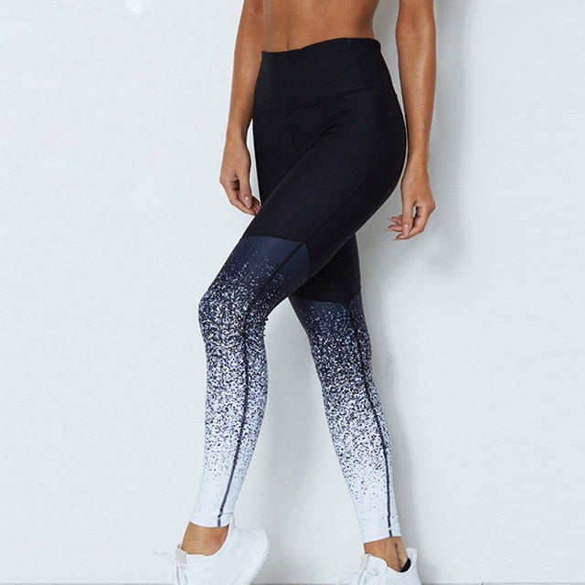 Glimmer and Shine Fitness Leggings - Free Shipping - 90% OFF Fire Sale