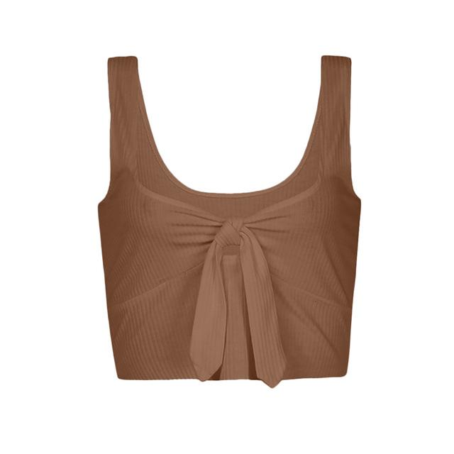 Women's Top - Patty Tie Front Top - (FREE, Limited Time Offer)