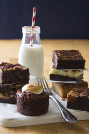 La Collection de 6 Brownies au choix Juliette & Chocolat