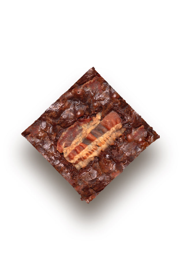 Le Brownie Bacon