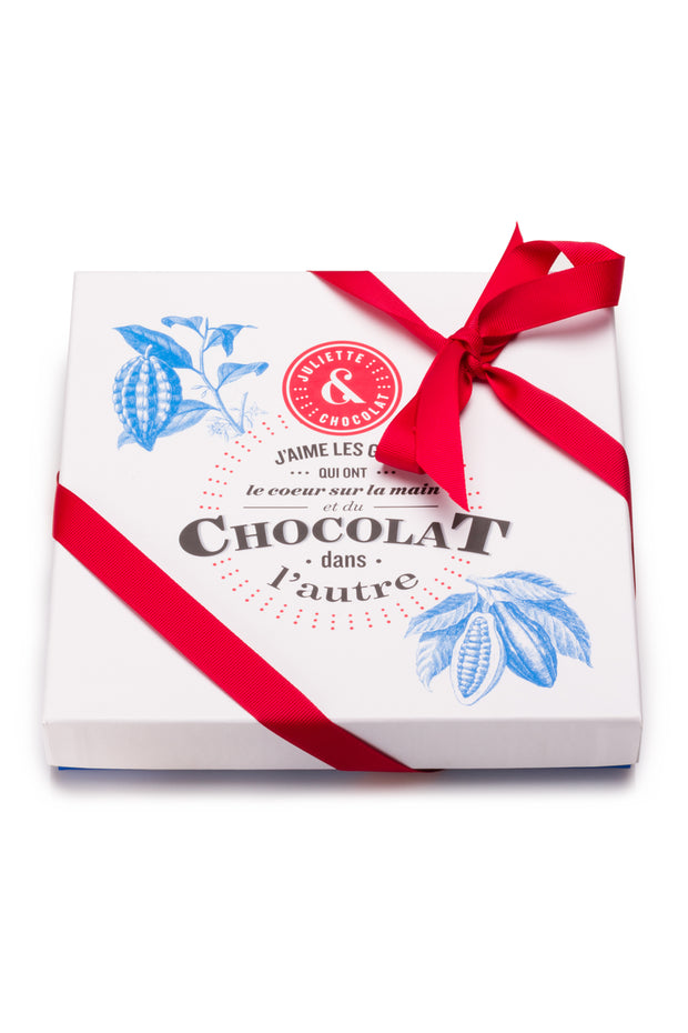 Chocolate candies box (25 chocolates)