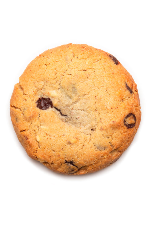 "Le ""Cookie Monstre"" Cookie-Garou (Vanille, chocolat et amandes)"