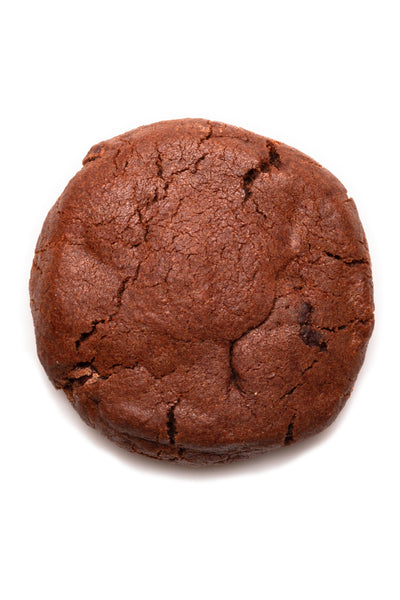 "Le ""Cookie Monstre"" Frankencookie (Triple chocolat et Nutella)"