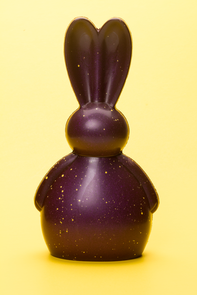Salvador the sugar-free chocolate rabbit (145g)