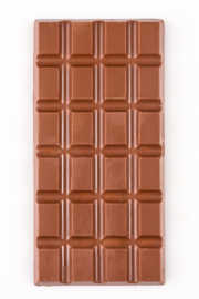 Milk chocolate bar with Speculoos filling