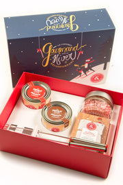 Holiday Gift Set - Chocolate Fondue