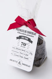 Sao Tome 70% Dark Chocolate Drops