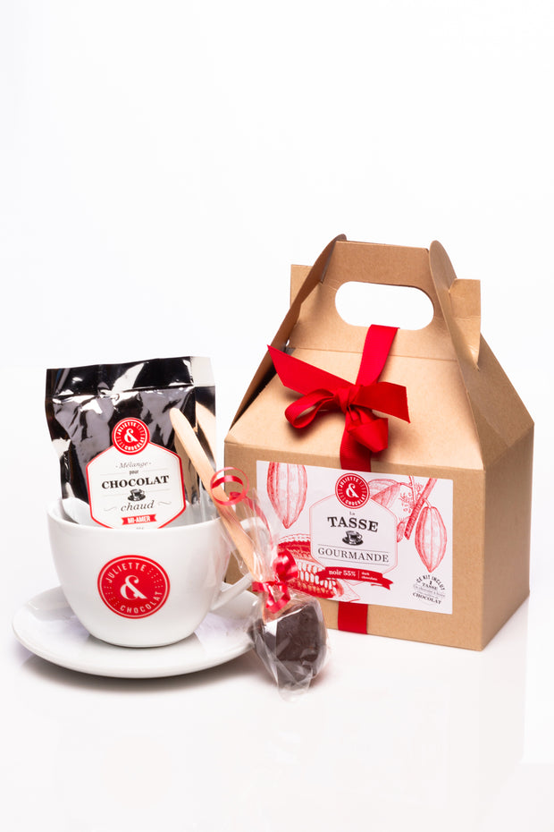 Dark Chocolate beverage Gift Set