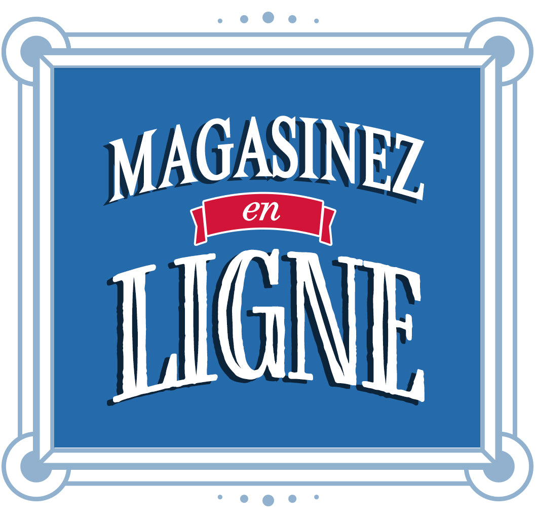 Magasiner en ligne