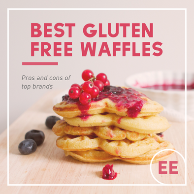 What Gluten Free Waffle Mix Should I Buy?!