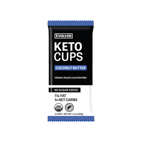 COCONUT BUTTER KETO CUPS 2 PACK
